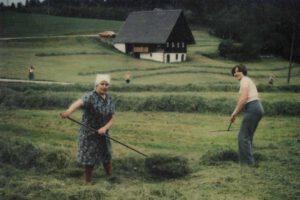 Hasenhof Wolfach Elmlisberg Heuen 1980