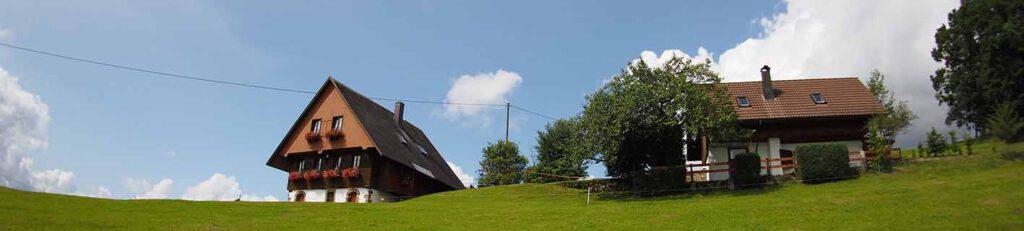 Hasenhof Wolfach St. Roman Ferienwohnungen Urlaub